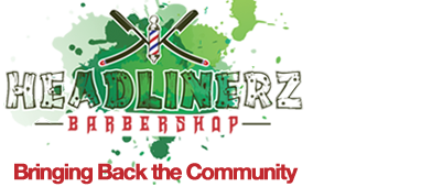Headlinerz Barbershop Logo